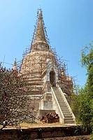 Wat Phra Si Sanphet, Ayutthaya, Thailand, Asia