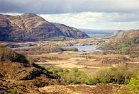 Ireland, County Kerry, Killarney National Park. Upper Lake