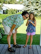 Father And Daughter, Geneseo, New York