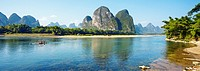 Xingping, Li River, Guangxi, China.