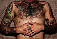 Tattooed Man