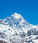 mount peak Everest