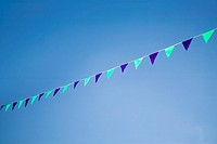 Pennants Blowing in the Wind