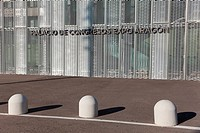 Congress palace, Expo Aragon, Zaragoza, Aragon, Spain