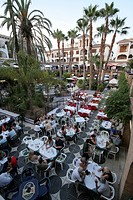 Spanish dining complex