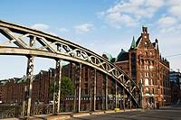 Warehouse District Hamburg, Germany