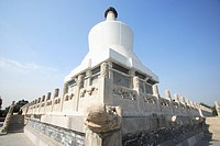 White Tower in Miaoying Temple