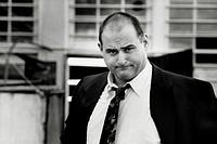 Balding Businessman