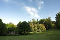 Ballenstedt Palace Garden, Ballenstedt am Harz, Harz District, Harz, Saxony_Anhalt, Germany / Schlosspark Ballenstedt, Ballenstedt am Harz, Landkreis ...