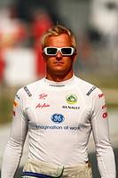 Heikki Kovalainen FIN, Team Lotus, F1, Indian Grand Prix, New Delhi, India