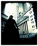 Statue Outside the New York Stock Exchange