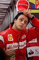 25.11.2011_ Friday Practice 1, Felipe Massa BRA, Scuderia Ferrari, F_150 Italia