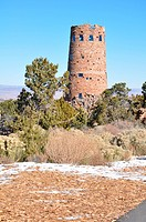 Watch Tower at Grand Canyon in Arizona, USA