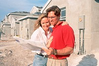 Couple Building a Dream Home
