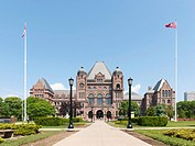 Ontario Legislative Assembly Legislature, Toronto