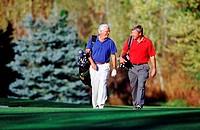 Golfing companionship