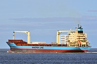 Containership Maersk Arkansas