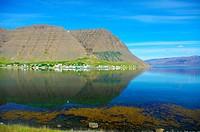 Morgenstimmung in den Westfjorden