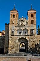 Puerta del Cambrón, Toledo, Castilla La Mancha Spain