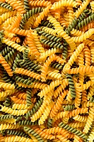 Detail of pasta