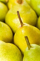 Detail of pears