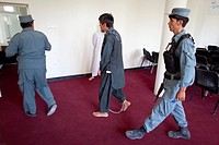 A murderer is convicted to 16 years imprisonment in Afghanistan