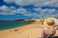 Praia Dos Pescadores, Albufeira, Algarve, Portugal, Europe