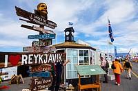 Reykjavík, Iceland, Europe.