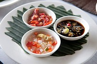 Traditional food of Bali,Indonesia