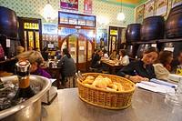 Casa Montaña  Traditional bar  Valencia  Comunidad Valenciana  Spain.