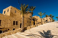 Old Jaffa, Tel Aviv, Israel