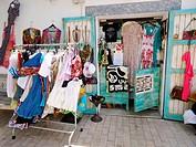 Spain , balearic island , ibiza , shopping store