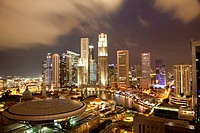 Cityscapes of Singapore