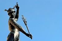 Augsburg Mercury Fountain