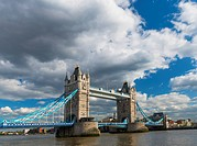 UK, London, Tower Bridge