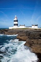Hook Lighthouse Near Wexford, County Wexford Ireland