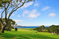 Pebble Beach Golf Course, Carmel California United States Of America