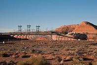 Glen Canyon Dam, Arizona United States Of America