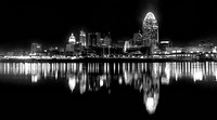 Black and White, Cincinnati Ohio