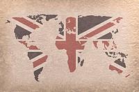 UK world map