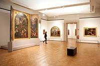 Europe, Portugal, Lisbon, Museu Nacional de Arte Antiga