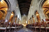 Italy, Emilia Romagna, Castell´Arquato, Collegiata Church