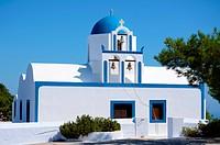 Kapelle Profitis Ilias _ Santorin _ Griechenland