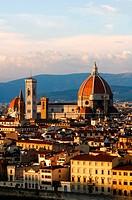 Italy, Tuscany, Florence, the Duomo