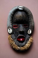 An African style mask (thumbnail)