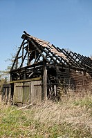 Burnt barn