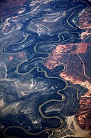River through Pilbara landscape