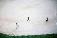Baseball players below (thumbnail)
