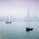 Harbor view, Hong Kong, China