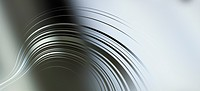 Curved lines against an abstract background (thumbnail)